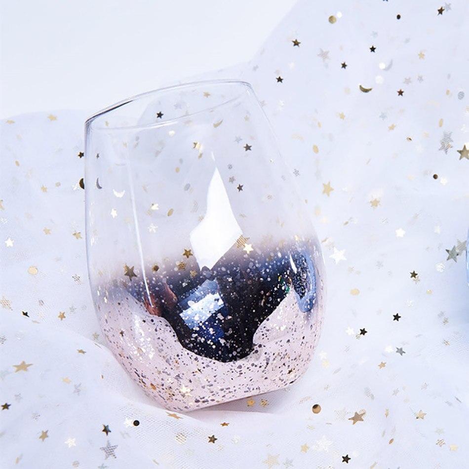 Европейский стиль Univers красочные виски стекло дизайн для стакана для коктейля чашки бар съемные Коктейльные стеклянные бутылки для воды