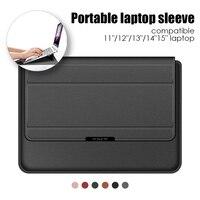 Laptops Lagerung Tasche Frauen Für 2020 Macbook Air Pro Sleeve Für Macbook 11 12