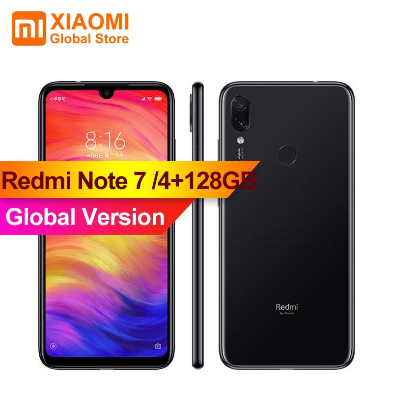 """グローバルバージョン XIAOMI Redmi 注 7 4 ギガバイトの RAM 128 ギガバイト ROM S660 オクタコア 6.3 """"スマートフォン 48MP + 5MP 愛デュアルリアカメラ電話 Note7  グループ上の 携帯電話 & 電気通信 からの 携帯電話 の中 1"""