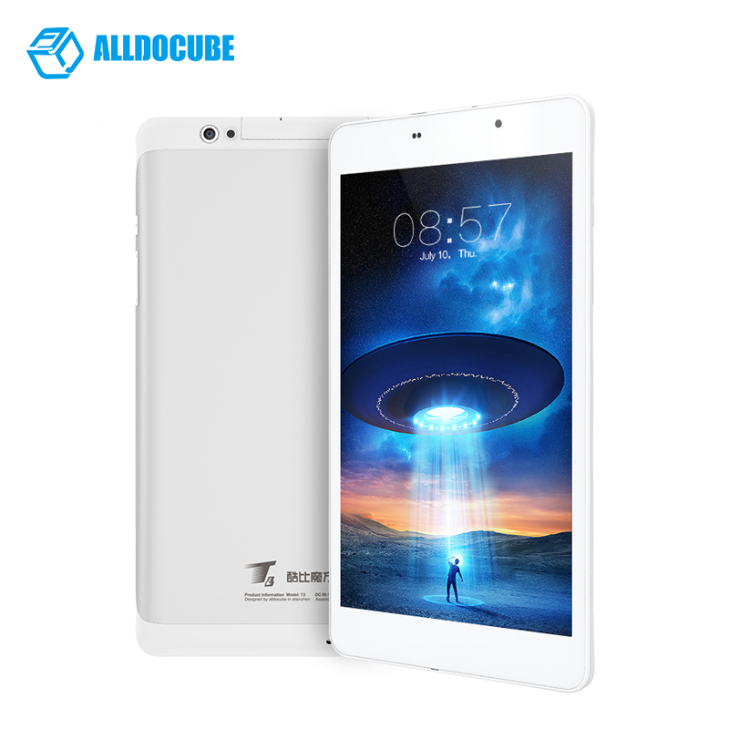 "Tablet Pc Alldocube Cube T8 Ultimative Tabletten 8 ""Zoll Octa Core Tablette Taktile Android 2gb 16gb Kinder Phablet tablete Tableta"