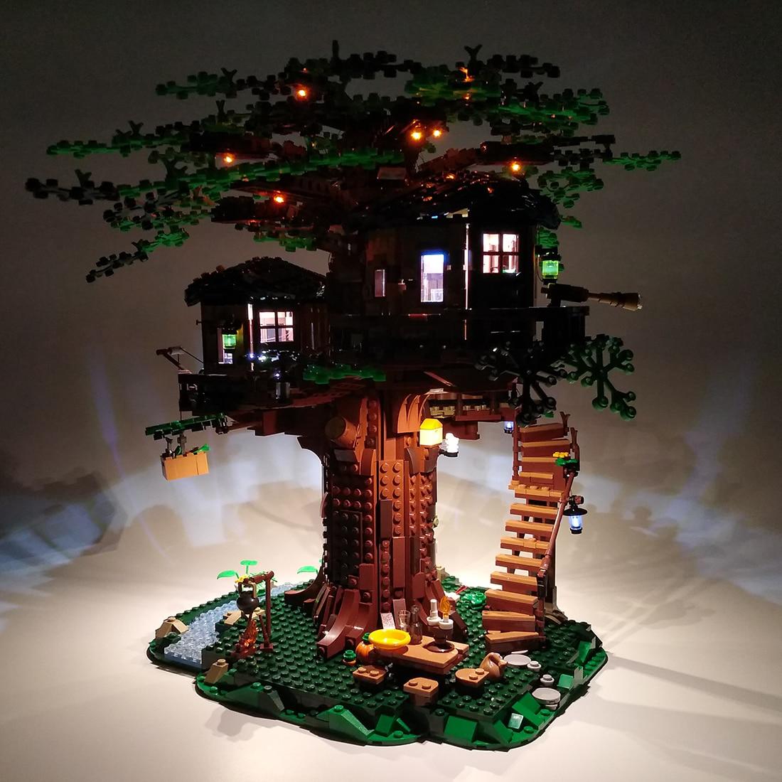 construção acessório kit para casa na árvore