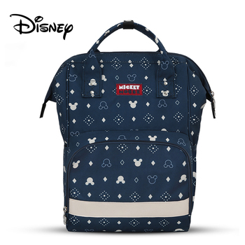Disney Diaper Bags Waterproof Backpack for Mom Large Capacity Baby Bag Maternity for Baby Care Mommy Nappy Bag Travel Mummy Bags multifunctional mummy bag backpack nappy bag baby diaper bags mommy maternity bag baby care product updated new style large 2016