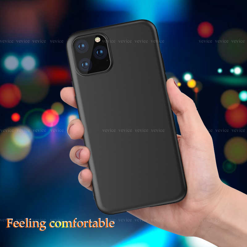 Shockproof case Voor iPhone 5S SE 11 Pro Max XR XS Max Full body zachte siliconen case Voor iPhone 6 8 7 6S Plus X 11 Pro 2019 shell