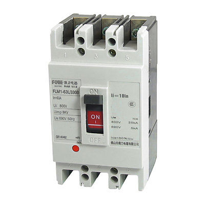 Breaker, Case, Circuit, Moulded, Pole, FLM
