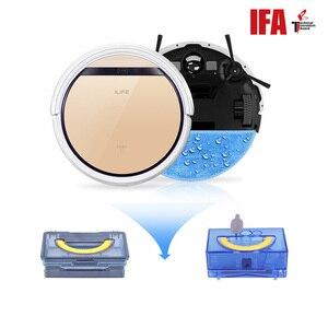 Image 2 - ILIFE V5s Pro Robot aspiradora de polvo barriendo mojado limpiando para mascotas pelo poderosa succión automática de recarga