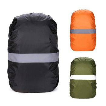 Reflective Waterproof Backpack 20L 45L 60L Waterproof Bag Outdoor Tactical Camouflage Camping Hiking Climbing Waterproof Dust image