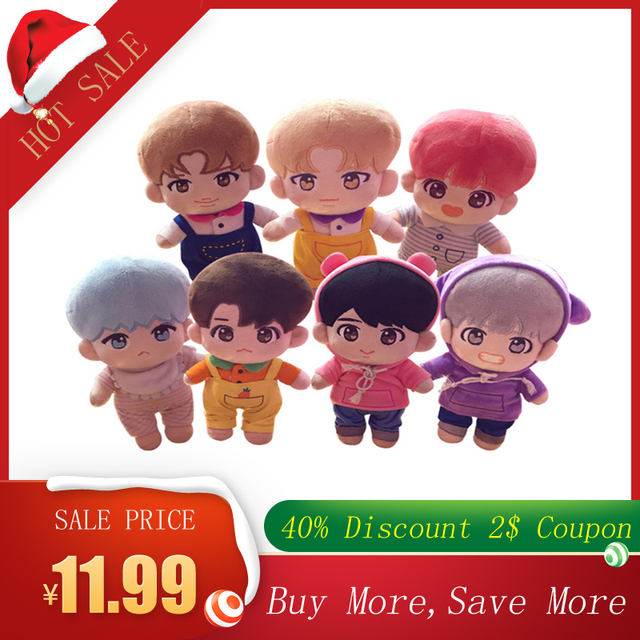 Huggable Kpop Superstar Toys