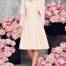 Plus Size Mother of the Bride Dresses Kn