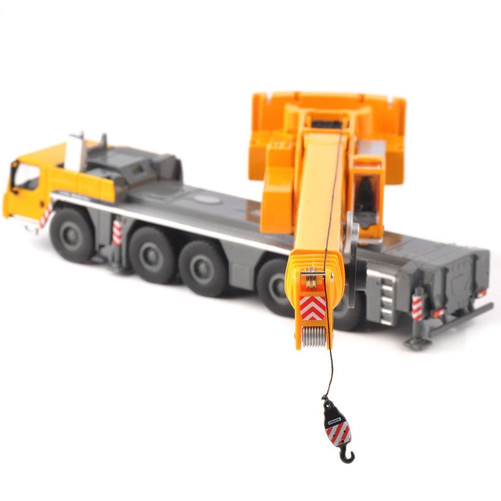 Tonkin 1//87 Liebherr LTM 1250-5.1 Mobilkran Mobile Crane DieCast model Alloy Toy