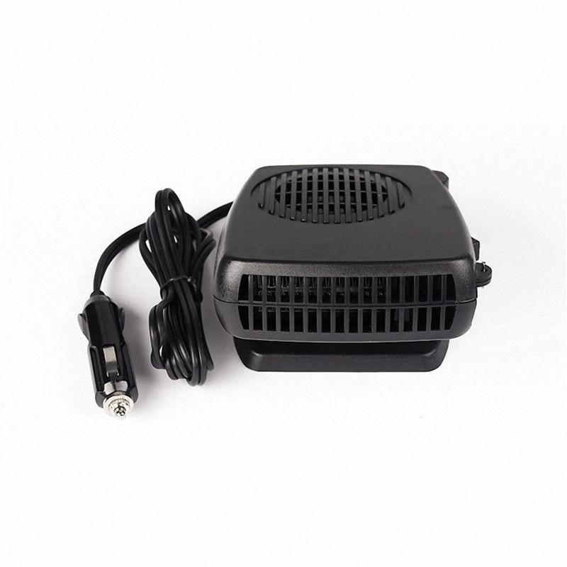 Portable Winter Car Heater 2 In1 Auto Car Van Heater Defroster Cool Fan 24 Volt 200W Winter Windscreen Window Demister