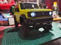 Jimny Suzuki 1/16 RC автомобиль запасные части обновление модифицированные головной светильник лампы светильник