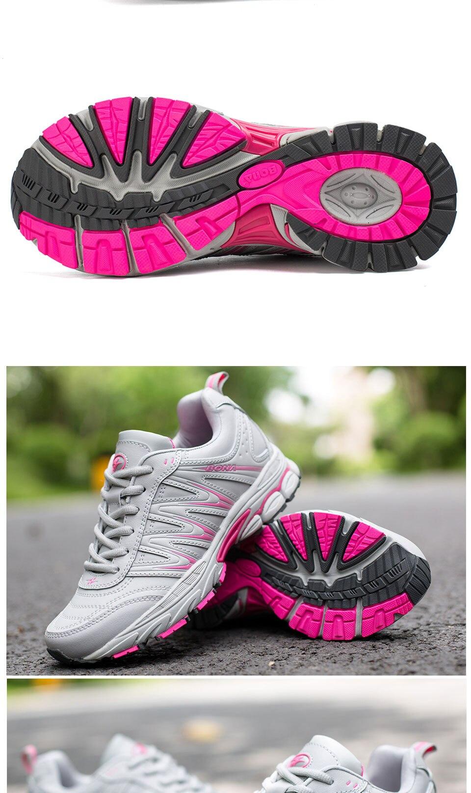 H954c8c68ebf14000b8d4527eb44c910c8 BONA 2019 New Designers Casual Shoes Men Style Cow Split Sneakers Male Lightweight Outdoor Fashion Footwear Man Trendy Comfy
