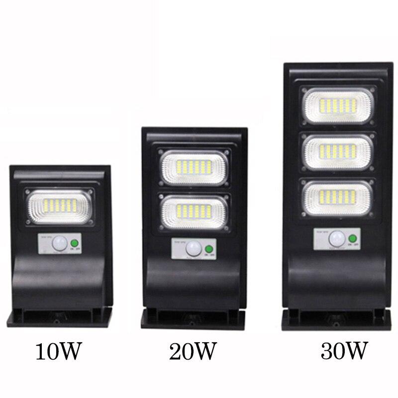 LED outdoor solar straße licht PIR Motion Sensor Wand Licht Einstellbar Wasserdicht IP65 Yard Pfad Home Garten Lampe