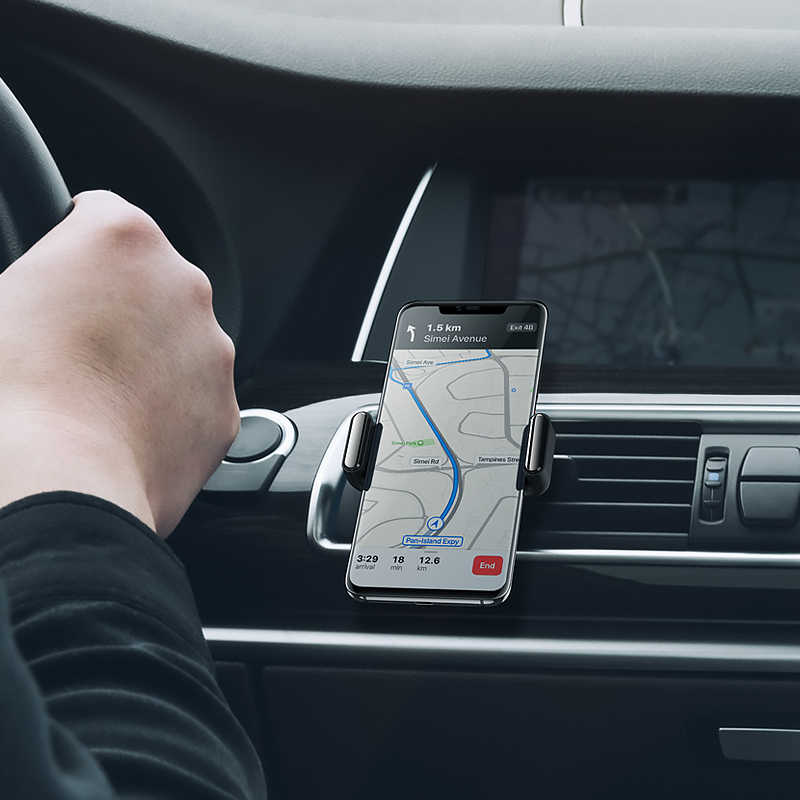 Ugreen Telepon Mobil Dudukan Ponsel Penopang Mount Di Mobil untuk Mobil Ponsel Pemegang Stand Mobile Stand