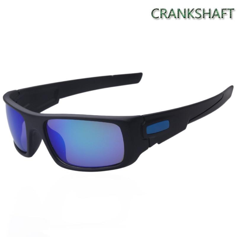 Oak Riding Sun Glasses Sports Sun Glasses Crankshaft Glasses