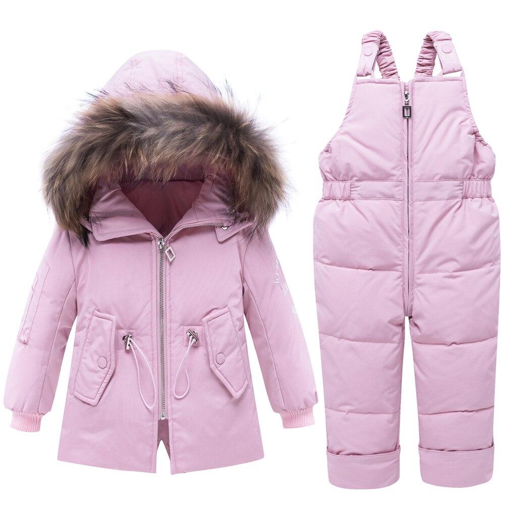 per Inverno Bambino Vestito 5