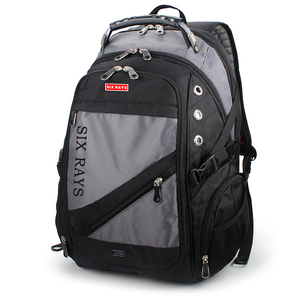 Image 3 - 2020 Hot Sale Mens Travel Bag Man Swiss Backpack Polyester Bags Waterproof Anti Theft Backpack Laptop Backpacks Men Brand bags