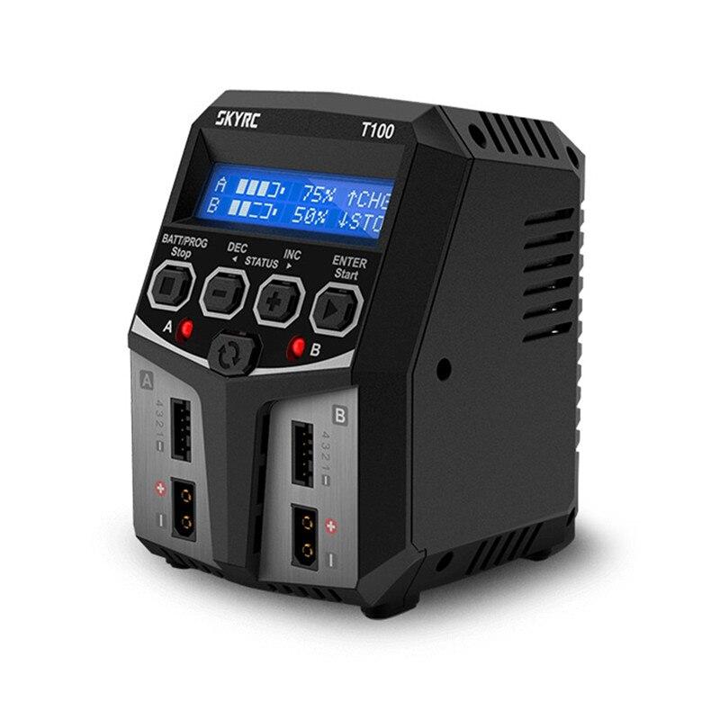 SkyRC T100 AC DUO 2x50W 5A 4S
