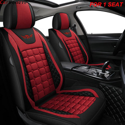 1 PCS flax car seat cover For chevrolet captiva tahoe cruze 2012 colorado spark 2011 aveo t250 accessories seat covers