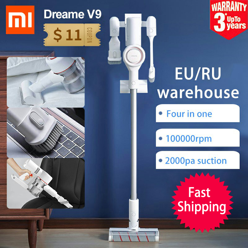 Xiaomi Dust-Collector Suction Vacuum-Cleaner Cyclone Cordless Household Handheld Portable