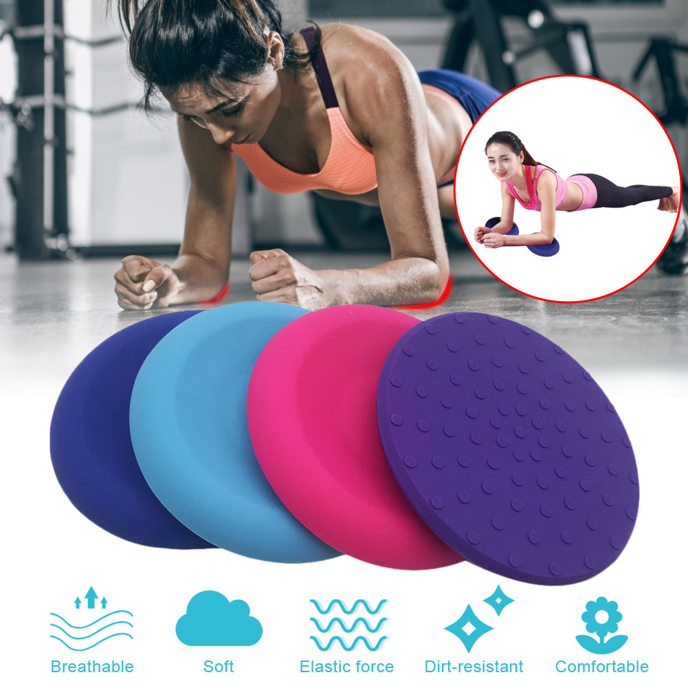Silicone Yoga Mat Yoga Tablet Support Mat Support Pad Men's and Women's  Sports Fitness Kneepads Anti skid Disc Pad Portable Elbo Yoga Mats  -  AliExpress