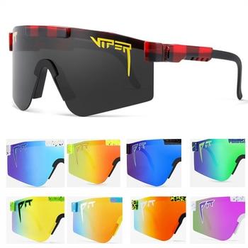 Men's Polarize Mirrored Sunglasses