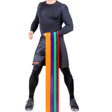 2080 Fitness Rubber Bands Resistance Band Unisex 2080mm Yoga Elastic Loop Expander for Exercise Gym Sports Equipment