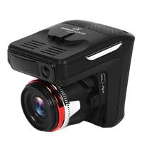X7 Full HD 1080p Car DVR Camera Radar Detector 140 Lens LED Sucker Type USB Cigarette Lighter 30 Frames Digital Video Recorder