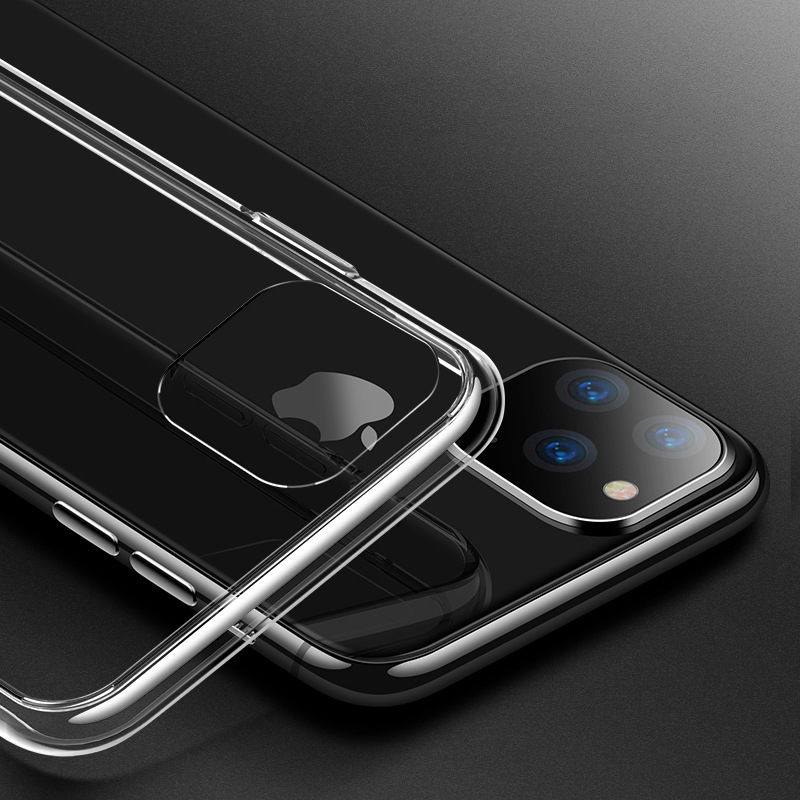 Image 3 - Felkin Clear Silicone Phone Case for iPhone 11 Pro Max Xr X XS Max 5 6 7 8 Plus Soft TPU Phone Case for iPhone 11 Pro Xr XS Max-in Fitted Cases from Cellphones & Telecommunications