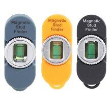 Магнитный настенный детектор и уровень для стальных гвоздей