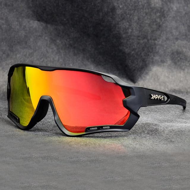 Venice TR90 Lunettes de soleil polaris/ées pour homme avec protection UV400 pour le golf le cyclisme et tout sport de plein air la p/êche