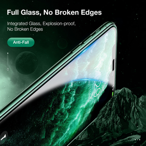 Image 5 - HOCO Full Cover Tempered Glass for iPhone 11 Pro Max Xs Max Screen Protector 3D Protective Glass for iPhone XR X Protective Case
