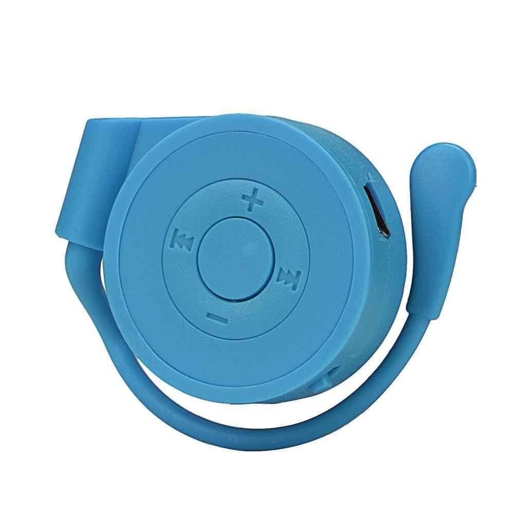 Kuulee Спорт Бег ушной крючок USB цифровой MP3 музыкальный плеер Поддержка 32 ГБ Micro SD TF карта