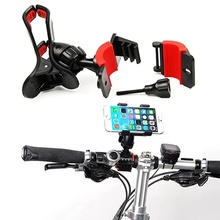 Phone Holder Handlebar Gusset Bicycle and Motorcycle Compatible 443167683