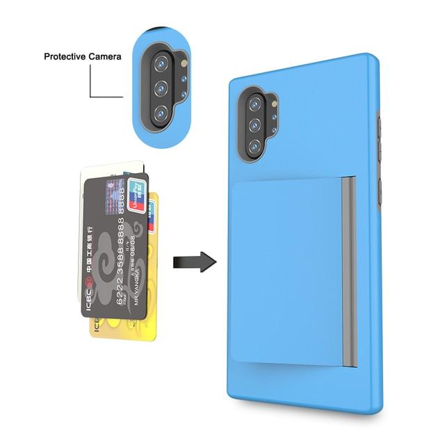 Galaxy Note 10 Plus Case Card Slot 5