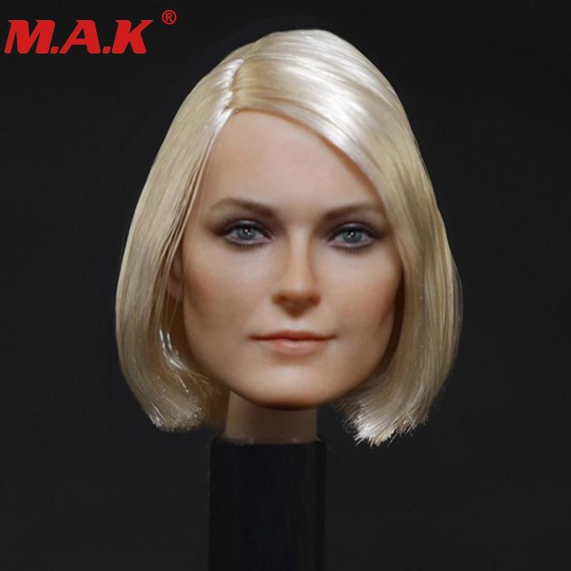 modelo menina senhora cabeça esculpir para 12