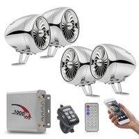 1000W moto mp3 audio système d'alarme soutien AUX MP3 FM lecteur de Radio Bluetooth amplificateur stéréo haut-parleur musique télécommande