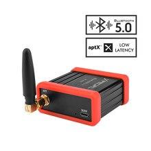 AIYIMA-receptor de Audio con Bluetooth 5,0 QCC3008, amplificador de Audio Hifi, compatible con APTX para coche, sistema de cine de sonido para el hogar, bricolaje