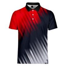 WAMNI Fashion 3D Shirt Turn drown Sport Shirt 2019 Plus Size Brand shirts Clothing Outwear Tee Tops Dropship