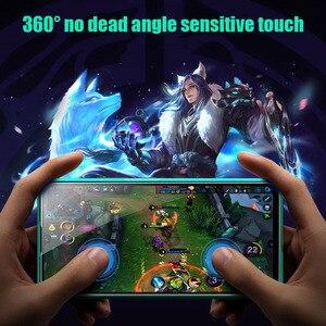 Image 3 - 360 磁気メタル両面ガラス電話ケース Huawei 社の名誉 20 20 プロ 9X 9X プロ 10 Lite Y9 プライム 2019 1080p スマート Z P30 カバー