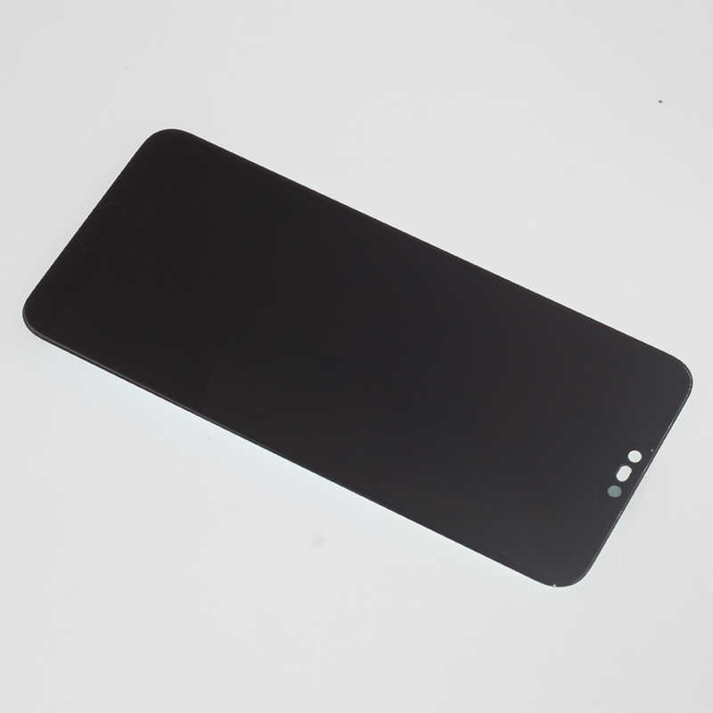 เดิมสำหรับ Huawei Honor 10 จอแสดงผล LCD Touch Screen Digitizer ASSEMBLY สำหรับ Honor10 ลายนิ้วมือ COL-L29