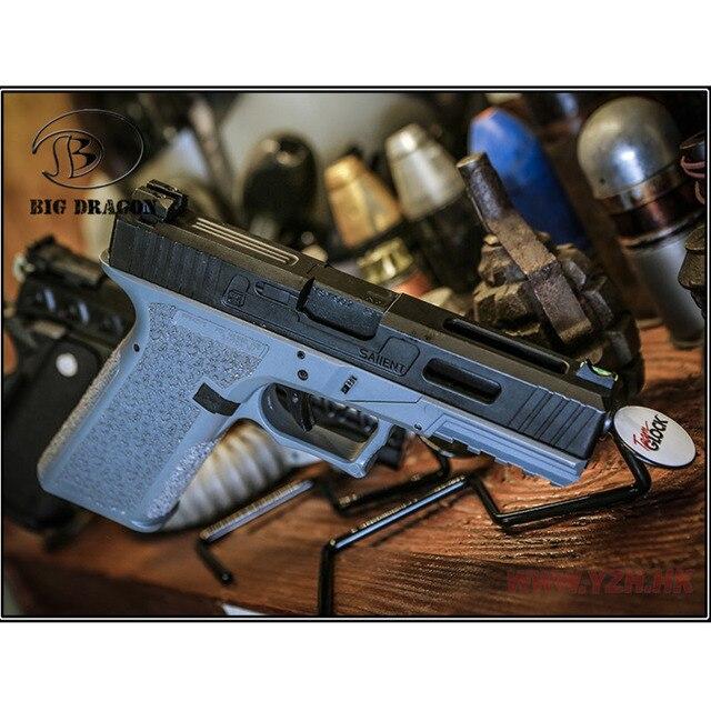 Tactical BIG DRAGON Pistol Display Stand Gun Holder Shortgun Rifle Maintenance Display Storage Rack Hunting Shooting Accessories 6