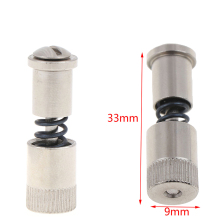 Пружина легко держатель швейные инструменты аксессуары 1 шт. новая прижимная лапка легко изменить винтовой зажим