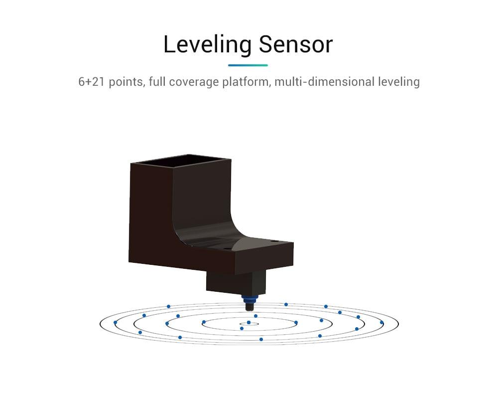 3D Drucker Delta TMC2208 1KG PLA Auto-Level-Sensor Lebenslauf Pre-montage TFT 32bits bord Kossel metall Kit Titan Extruder