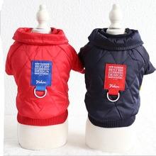 Winter Warm Waterproof Pet Dog Jacket Soft Washable Cotton Coat Hot Sale Small Medium Clothes Drop Shipping