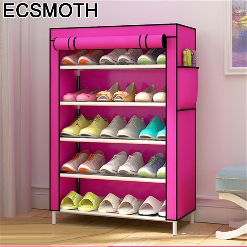 font b Closet b font Zapatero De Zapato Mueble Organizador Schoenen Opbergen Rangement Rack Furniture