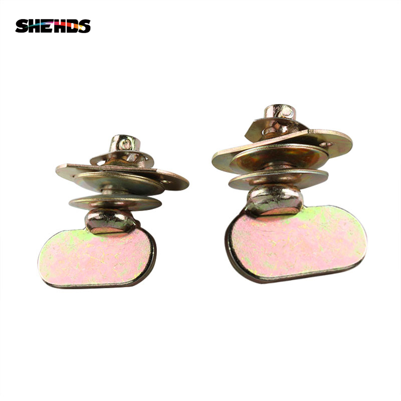 SHEHDS Metal Quick Lock For LED Moving Head Light Professional Stage Led Stage Light Truss Dj Club Light Hanging Hook
