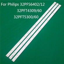TV Illumination For Philips 32PFS6402/12 32PFT4309/60 32PFT5
