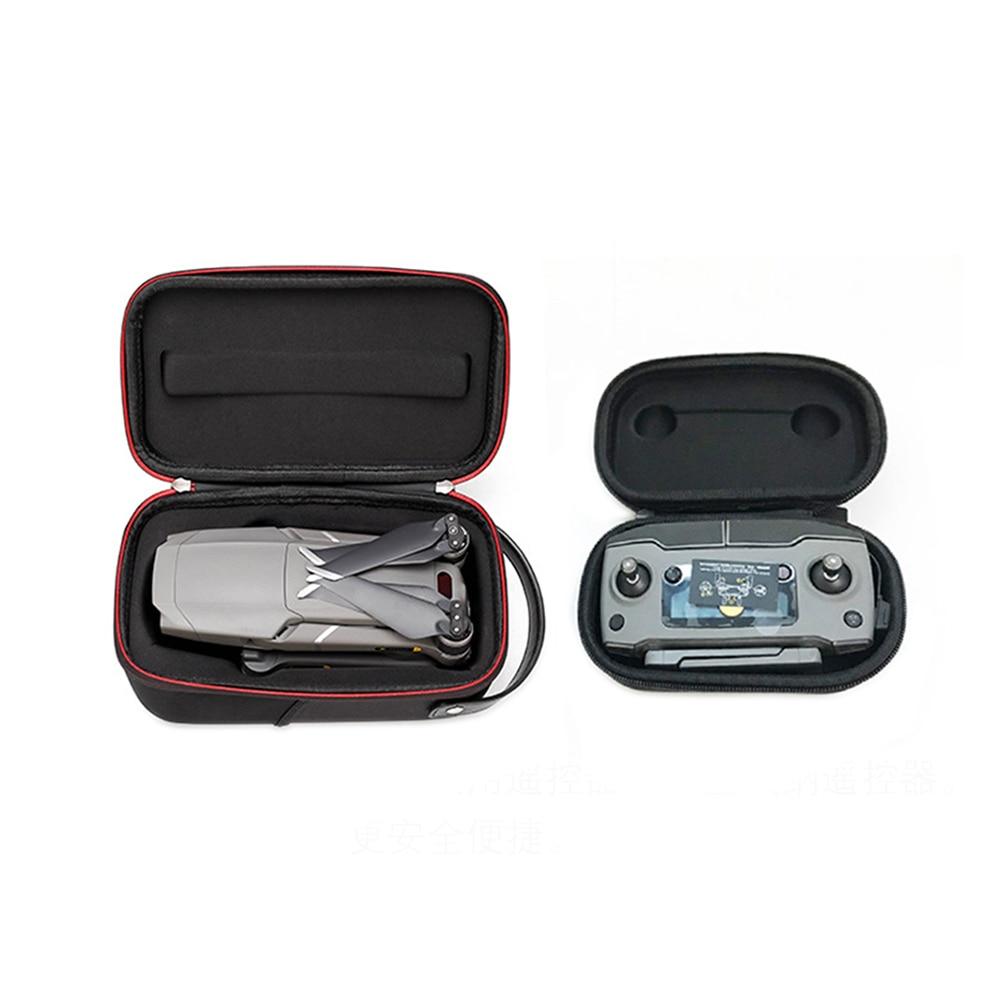 Mavic 2 Pro Zoom Case Storage Box Portable Hardshell Carring Case Drone Body Bag Controller Bag for DJI Mavic 2 Accessories