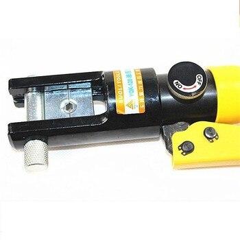 YQK-120 Herramienta de prensado hidráulico 10-120 mm2, Alicates de prensa hidráulica de alicate 2